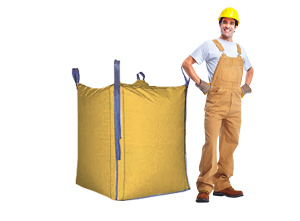 Mini (1 tonne) Skip Bag